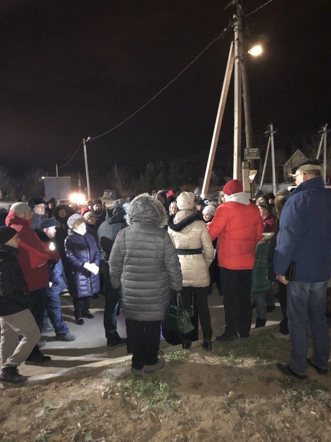 Жители Новинок просят отложить присоединение к Нижнему Новгороду - фото 1