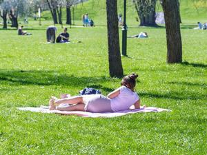 Аномально жаркую погоду прогнозируют синоптики в Нижнем Новгороде