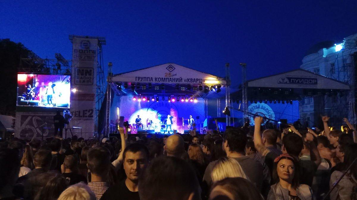 Фестиваль «Рок чистой воды» впервые пройдет на Нижне-Волжской набережной - фото 1