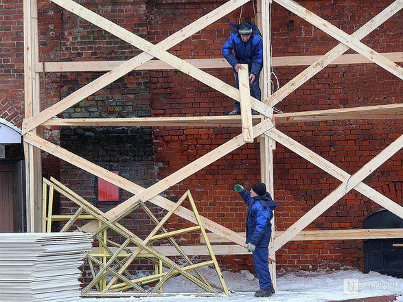 Замкнуть кольцо: как идет реставрация нижегородского кремля - фото 39
