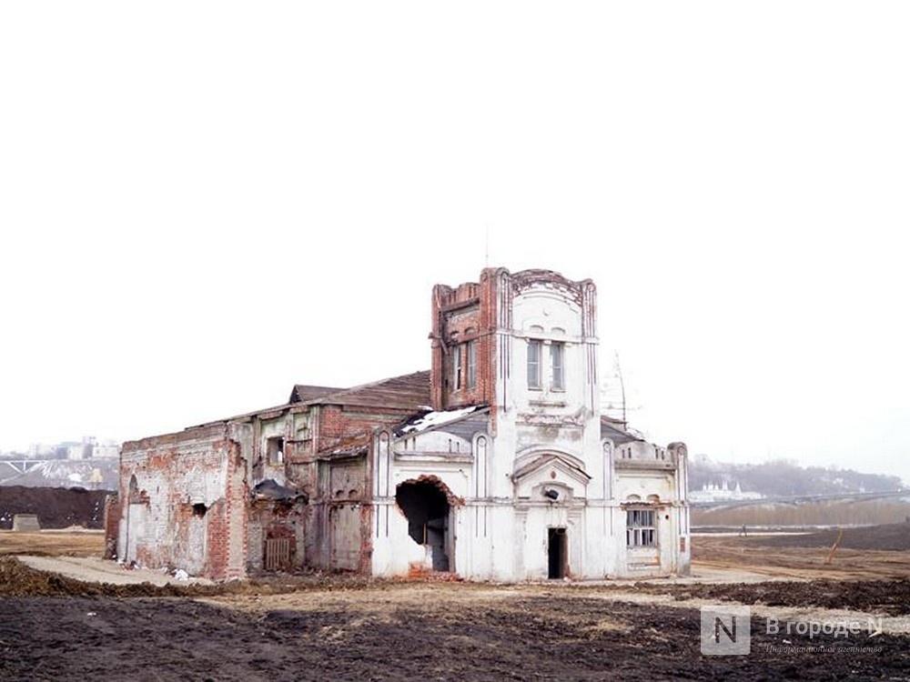 Историческую водозаборную станцию на Стрелке отреставрируют и законсервируют - фото 1