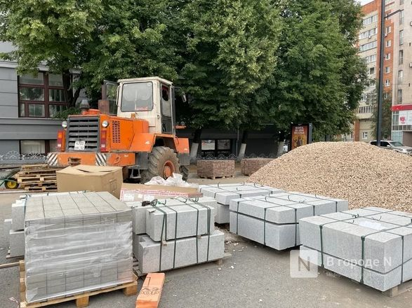 Салют над стройкой: каковы шансы подрядчиков благоустроить Нижний Новгород до юбилея - фото 18