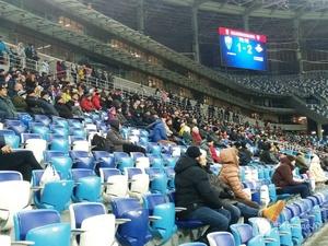 Результативная ничья ФК «НН» и «Спартака-2» стала второй по посещаемости в 22 туре