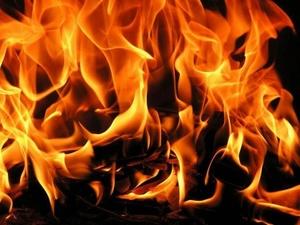Пожар в Борском районе унес жизни двух женщин