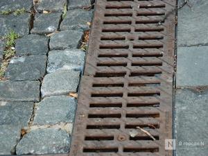 Финансирование ремонта нижегородской ливневки сократилось на 70%