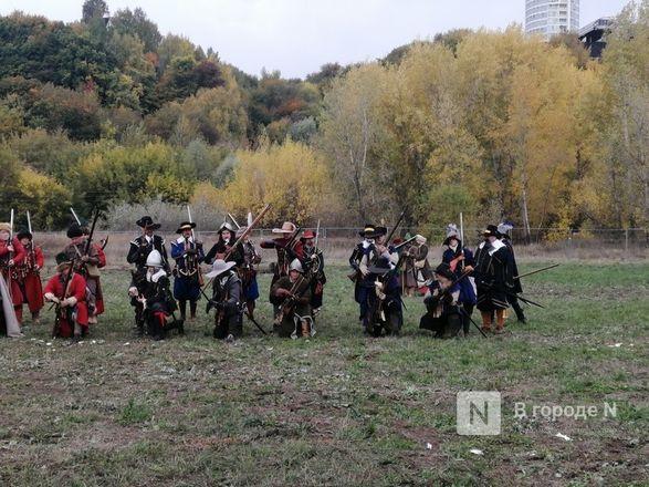 Нижегородцы стали участниками средневекового сражения  - фото 26