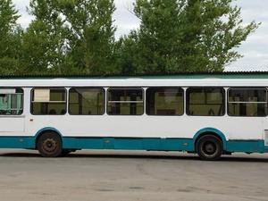 Автобус до поселка Березовая Пойма может изменить маршрут