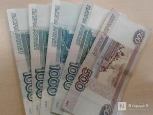 Свыше 1,7 млн рублей задолжала работникам городецкая компания