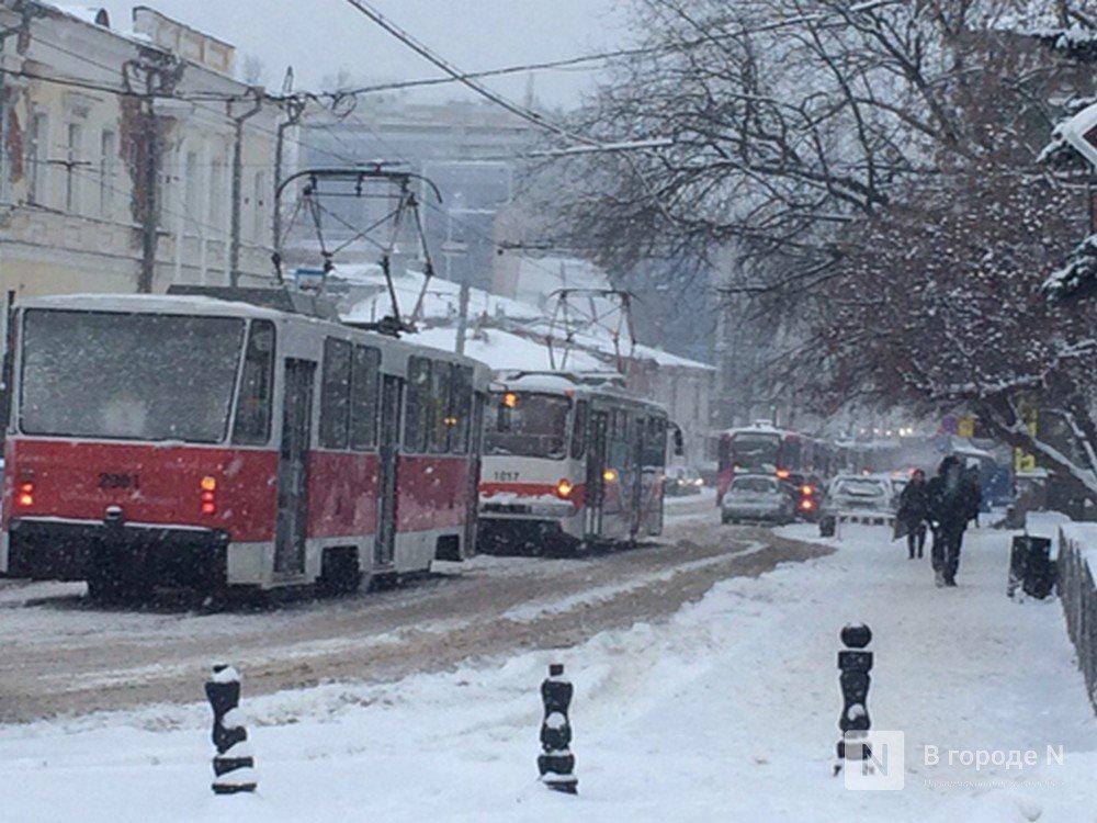 Новые трамвайные линии хотят построить в Нижнем Новгороде