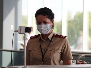 Более ста тысяч пассажиров нижегородского аэропорта досмотрено с помощью тепловизоров