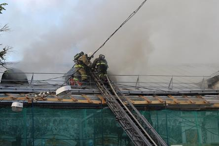 Нижегородцев просят финансово помочь Литературному музею после пожара