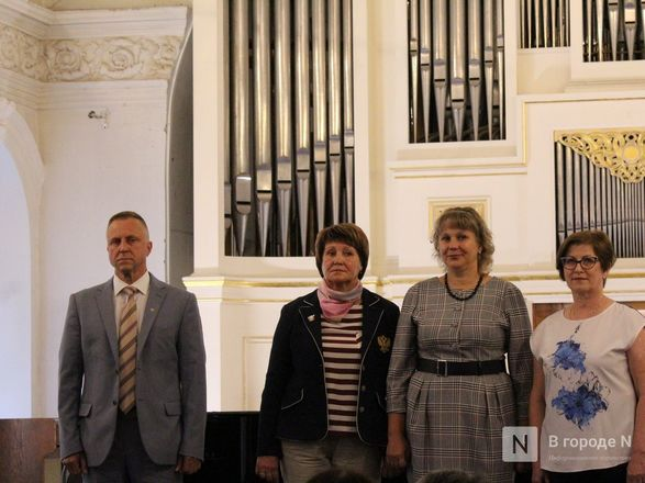 Лауреатов премии Нижнего Новгорода наградили в День города - фото 28