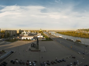 Площадь Ленина и дороги в Канавинском районе отремонтируют за 101 млн рублей