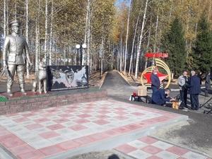 Парк Победы благоустроили в Сеченове за 5,4 млн рублей