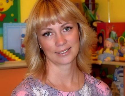 Педагог-психолог нижегородского детсада попала в пятерку лучших специалистов страны