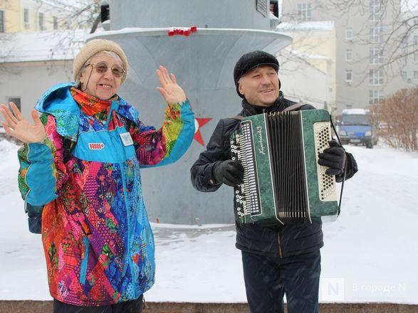 Стрит-арт в честь 75-летия Победы создали в кремле нижегородские художники - фото 8