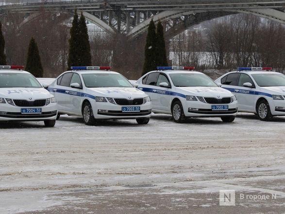 13 новых машин поступило на службу нижегородским сотрудникам ГИБДД - фото 5