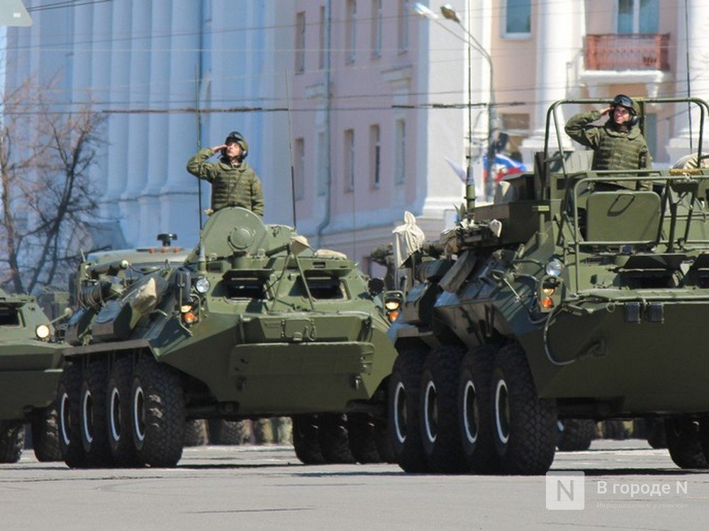 Нижегородские «единороссы» планируют расширить географию военных парадов