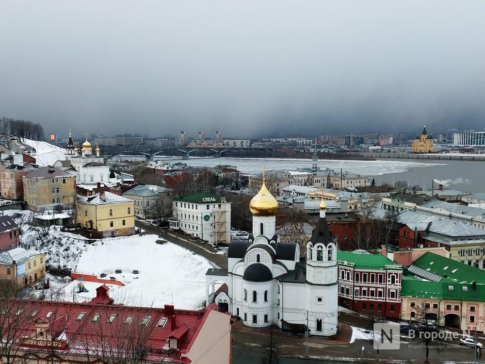 Два православных храма планируют построить в Нижнем Новгороде - фото 1