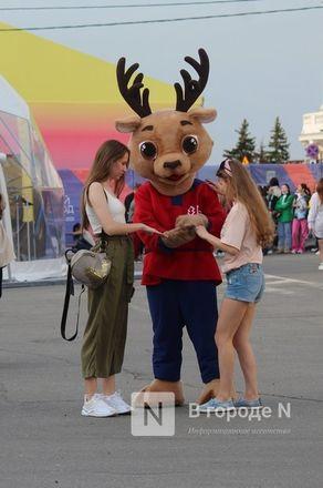 Молодость, дружба, творчество: как прошло открытие «Студенческой весны» в Нижнем Новгороде - фото 14