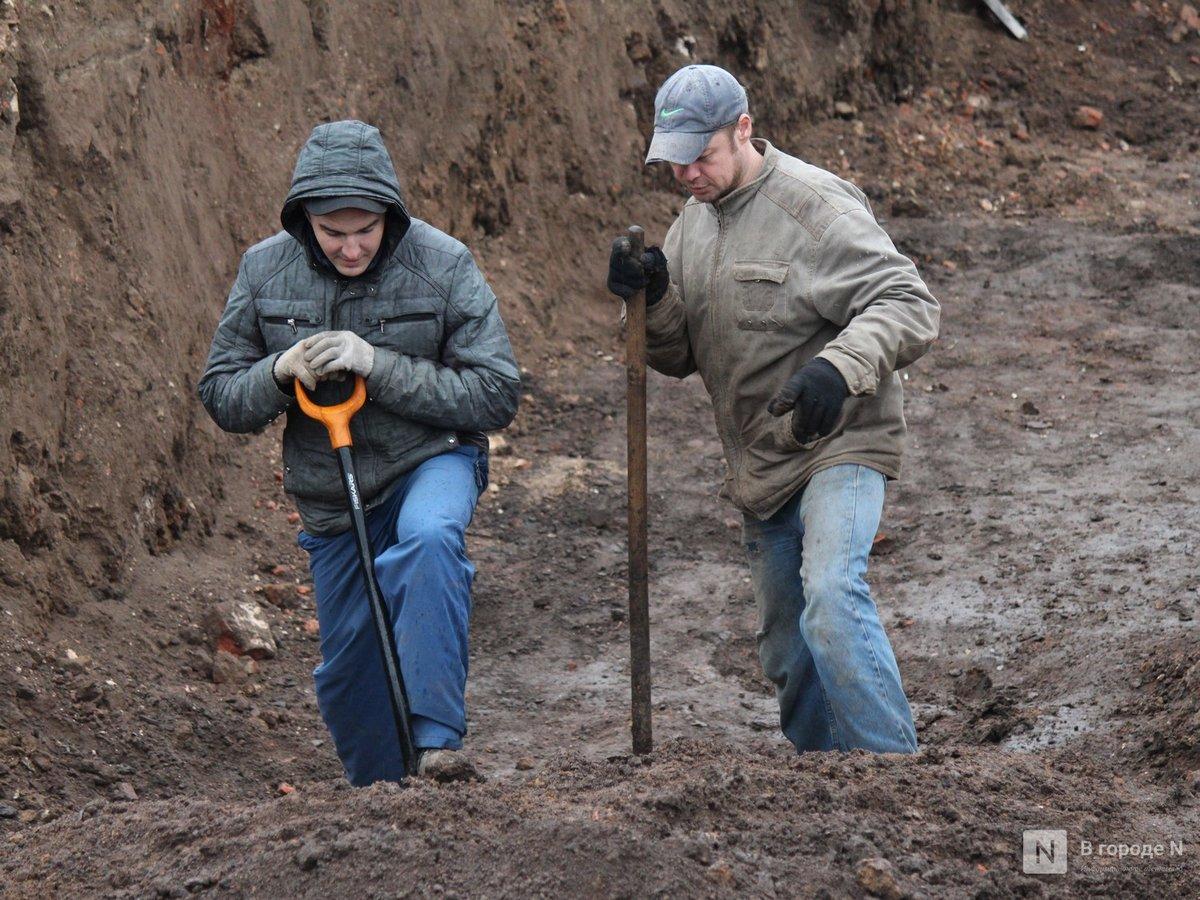 Слои нижегородской истории: что нашли археологи в Кремле - фото 11