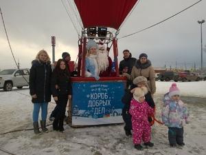 Проект по сбору подарков для больных детей стартовал в Нижнем Новгороде