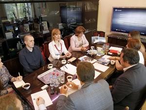 Делегация из Сербии посетила Университет Лобачевского