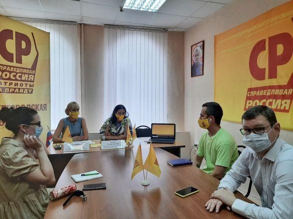 Партия «СПРАВЕДЛИВАЯ РОССИЯ – ЗА ПРАВДУ» провела пресс-конференцию в Нижнем Новгороде - фото 2