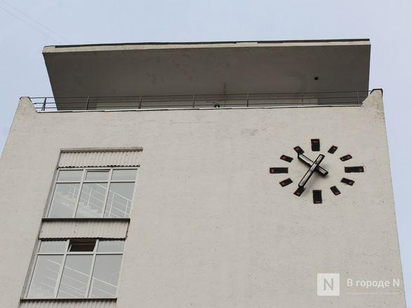 Хранители времени: самые необычные уличные часы Нижнего Новгорода - фото 41