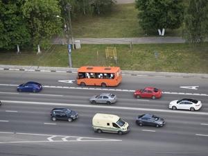Выделенная полоса на проспекте Гагарина сократила автобусам время в пути