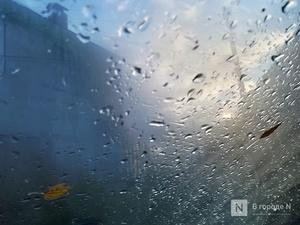 О сильном ветре и дожде предупреждают нижегородцев