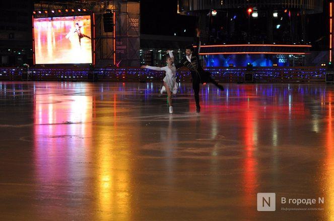 Ирина Слуцкая с ледовым шоу открыла площадку «Спорт Порт» в Нижнем: показываем, как это было - фото 33
