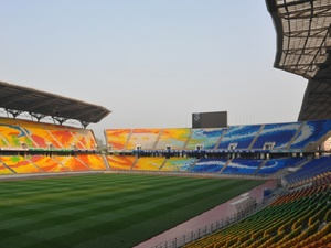 Сувон поделится с Нижним Новгородом опытом прибыльного использования стадиона