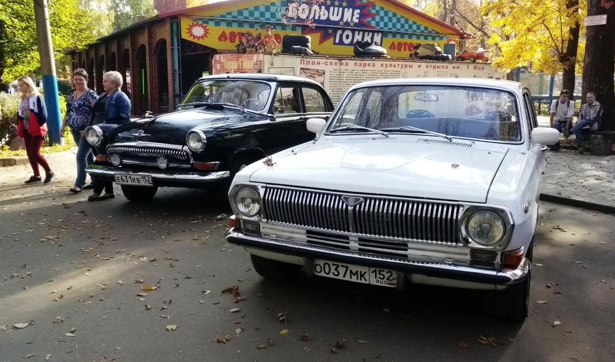 Нижегородский авторетроклуб откроет сезон выставкой впарке 1мая