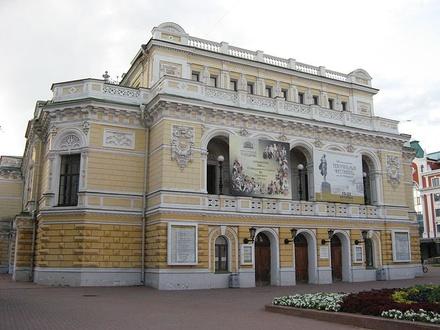 Международный фестиваль имени Горького соберет театры из разных стран в Нижнем Новгороде