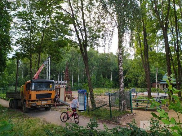 Подрядчик приступил к благоустройству за 3,7 млрд рублей парка «Швейцария» - фото 8