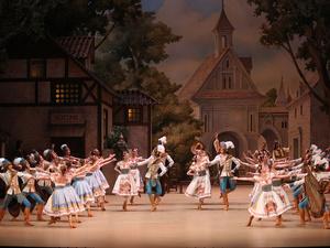 Нижегородцы увидят прямую трансляцию балета Большого театра «Коппелия»