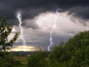 Ливни, град и шквалистый ветер надвигаются на Нижегородскую область