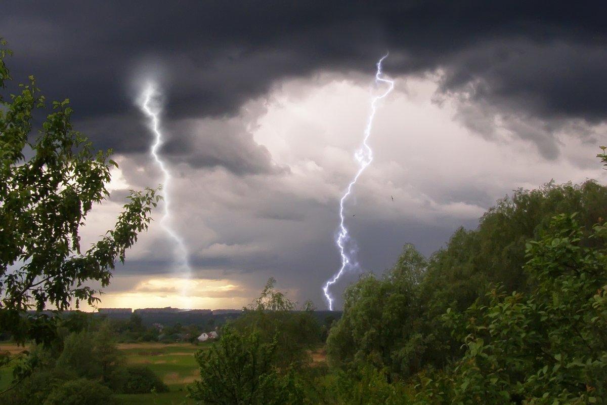 Ливни, град и шквалистый ветер надвигаются на Нижегородскую область - фото 1