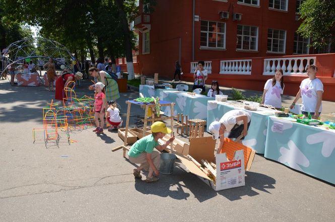 По стопам Кулибина: фестиваль изобретателей Rukami впервые прошел в Нижнем Новгороде - фото 31