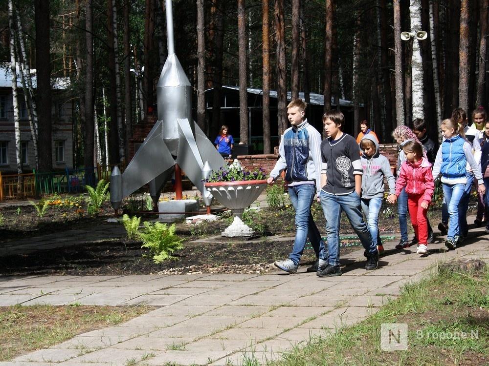 Нижегородские детские лагеря с медлицензией откроются с 15 июля - фото 1