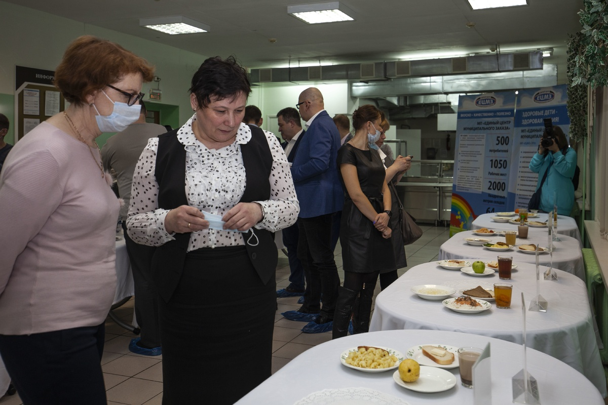 10 тысяч проверок питания в нижегородских садиках и школах провел «Родительский контроль» - фото 1