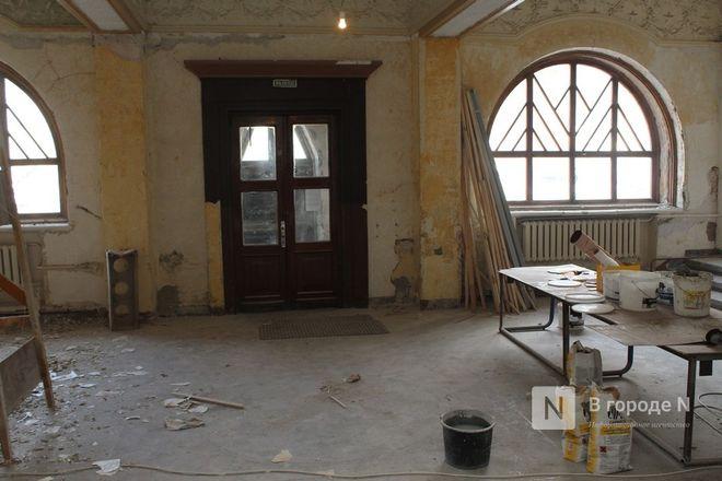 Реставрация Дворца творчества в Нижнем Новгороде выполнена на 10% - фото 13