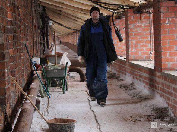 Замкнуть кольцо: как идет реставрация нижегородского кремля - фото 12