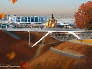 Амфитеатр и площадку для слэклайна предлагают установить на набережной Федоровского