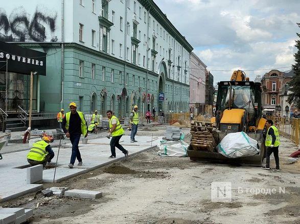 Салют над стройкой: каковы шансы подрядчиков благоустроить Нижний Новгород до юбилея - фото 8