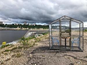 Общепит под открытым небом: концептуальный ресторан откроется на Стрелке