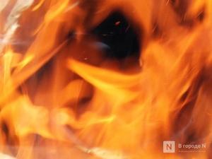 Житель Дзержинска заживо сжег своего друга