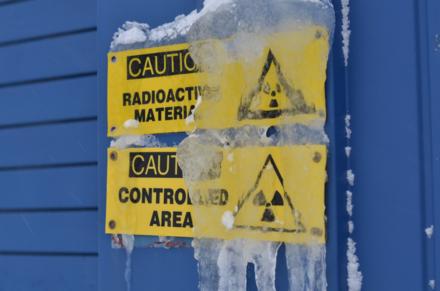 Пять зараженных радиацией мест, не считая Чернобыля