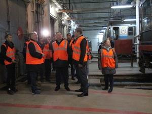 Депутаты городской думы оценили состояние нижегородского метро